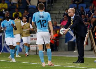 UEFA Nations League - League C - Group 1 - Israel v Scotland