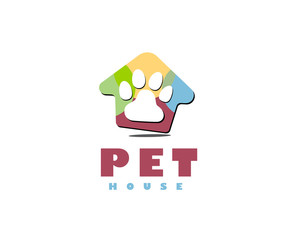 home pet logo design inspiration