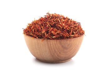Beautiful Red Spice of the Saffron Flower