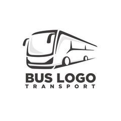 Bus logo template