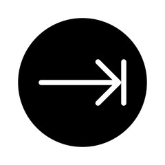 Next Arrow Direction Move Arrows vector icon