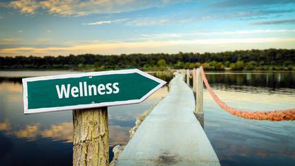 Schild 381 - Wellness