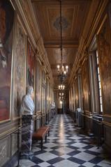 Hôtel de ville de Bruxelles - couloir