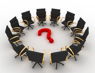 question meeting