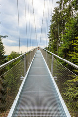 Wildline Suspension Bridge Bad Wildbad