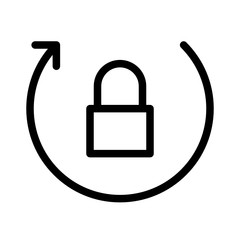 Security Ecommerce Shopping Buy Sale Market vector icon
