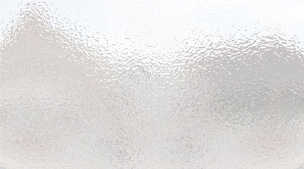 Light matte surface. Frosted plastic. Vector illustration Fototapete