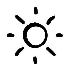 Sun Summer Tourism Travel Journey Voyage Tour vector icon
