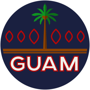 guam | digital badge
