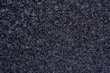 black pile background