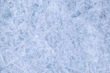 Ice and snow texture