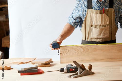 Home repair concepts  Handicraft Carpentry  Cabinet-maker