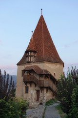 Shoemaker's Tower, Sighisoara, Transylvania, Romania