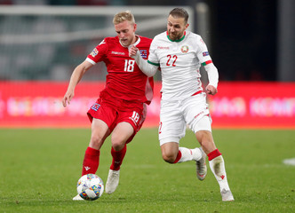 UEFA Nations League - League D - Group 2 - Belarus v Luxembourg
