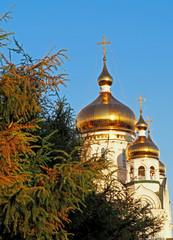church in Khabarovsk