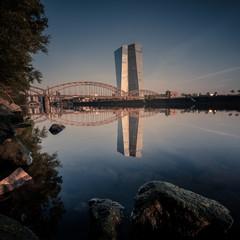 Iron Bridge, Frankfurt, Germany