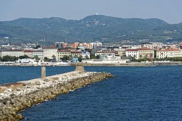 Italien - Toskana - Livorno - Hafen