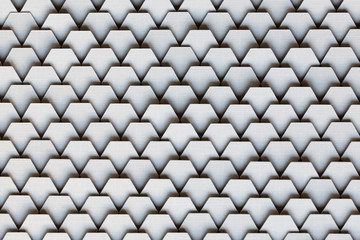Neutral gray geometric background