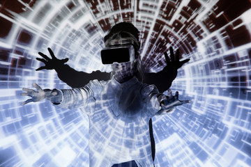 Exploration of virtual environment