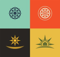Logo from sunrise