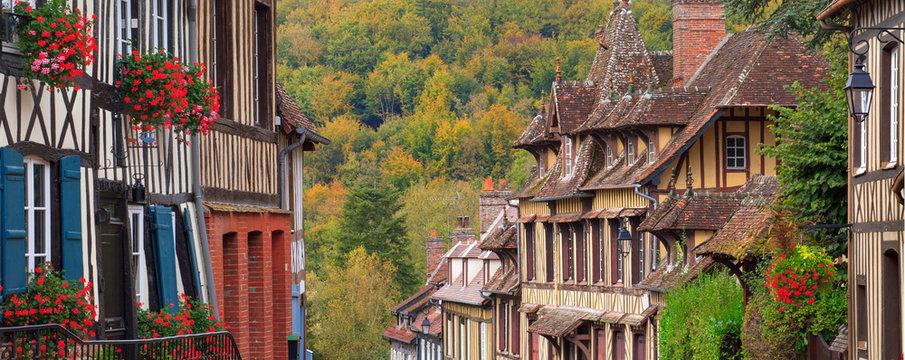 Lyons-la-Forêt, Eure, Normandie, France