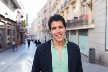 Mexican on the Streets of Madrid
