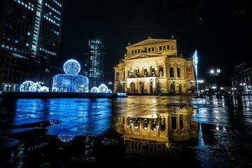 Christmass, Frankfurt, Germany