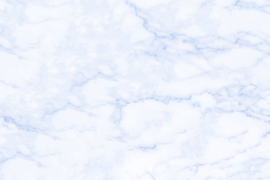 Blue marble texture background, abstract marble texture (natural patterns) for design with high resolution.