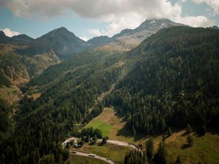 alps roads