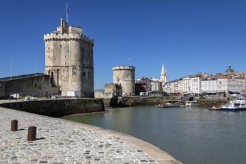 La Rochelle - Poitou-Charentes - France.