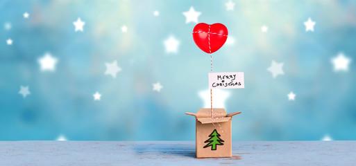 Überraschung - Liebe zu Weihnachten