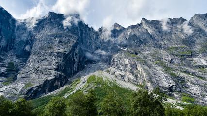 Trollstigen Mountains, Norway