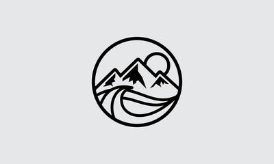 outdoor logo design inspiration