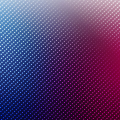 geometric technology background with gear shape. Vector abstract graphic design