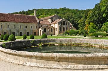 Abbazia Reale di Fontenay - Borgogna, Francia