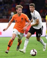 UEFA Nations League - League A - Group 1 - Netherlands v Germany