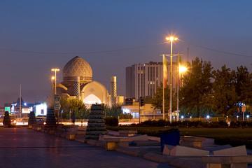 Tehran at night Iran