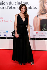 Zylberstein attends the opening of the Lumiere 2018 Grand Lyon Film Festival in Lyon