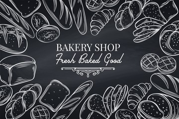 Bakery template page