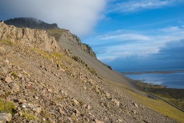LAndscape of south Iceland