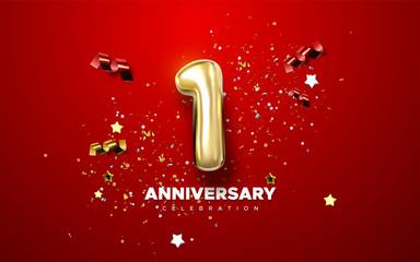 1th Anniversary celebration.