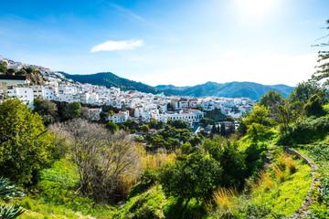 Ojen, Andalusia, Spain