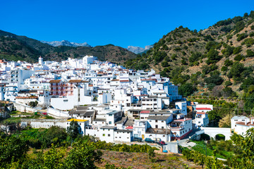 Tolox, Andalusia, Spain