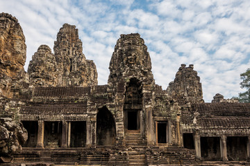 Kambodscha - Bayon Tempel