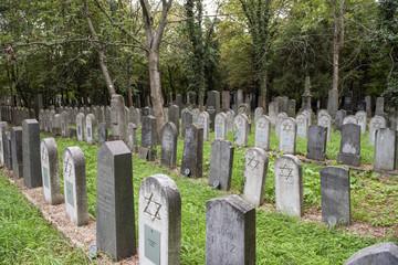 Grabanlagen auf dem Zentralfriedhof in Wien