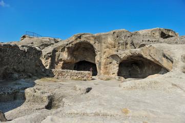 Uplistsikhe cave town, Shida Kartli, Gori, Georgia