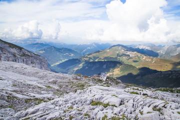 Montagne - Pointe Percée