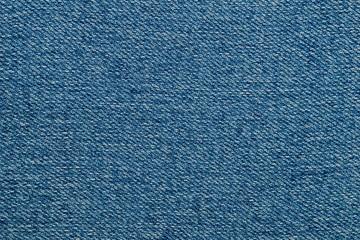 Close up denim fabric texture background