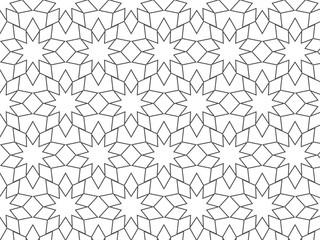 Linear vector pattern