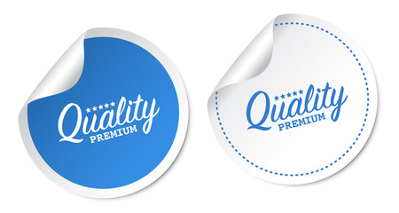 Premium Quality Stickers